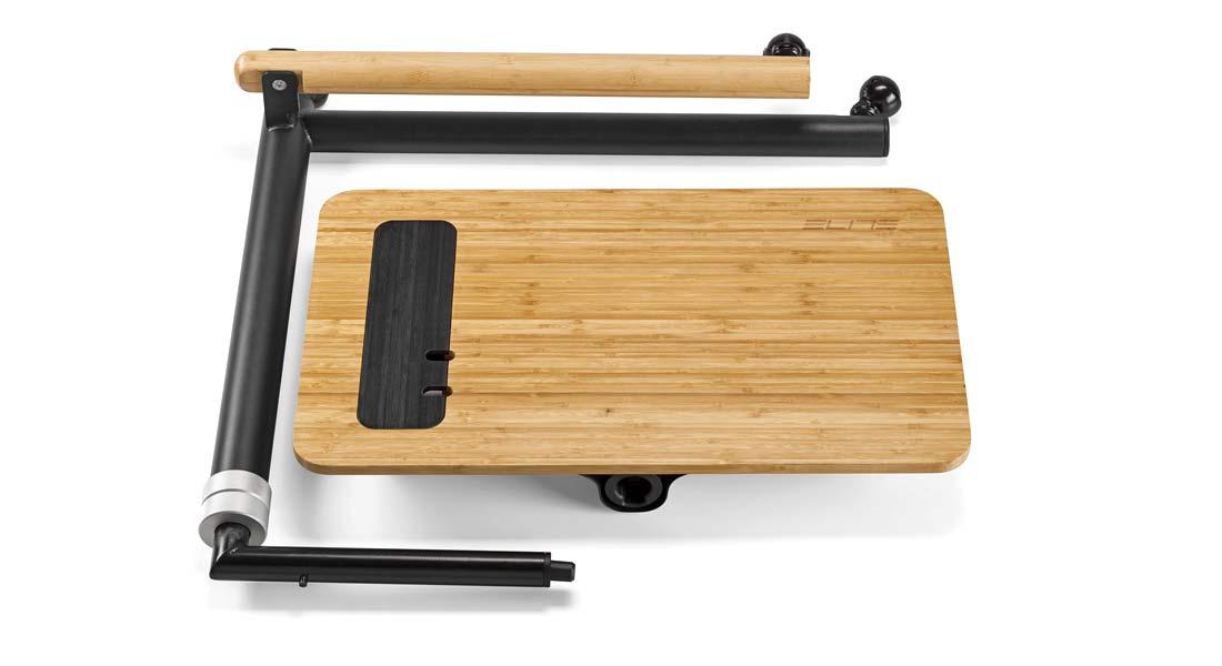 Elite Training Desk multi-purpose indoor training gadget table, folded away