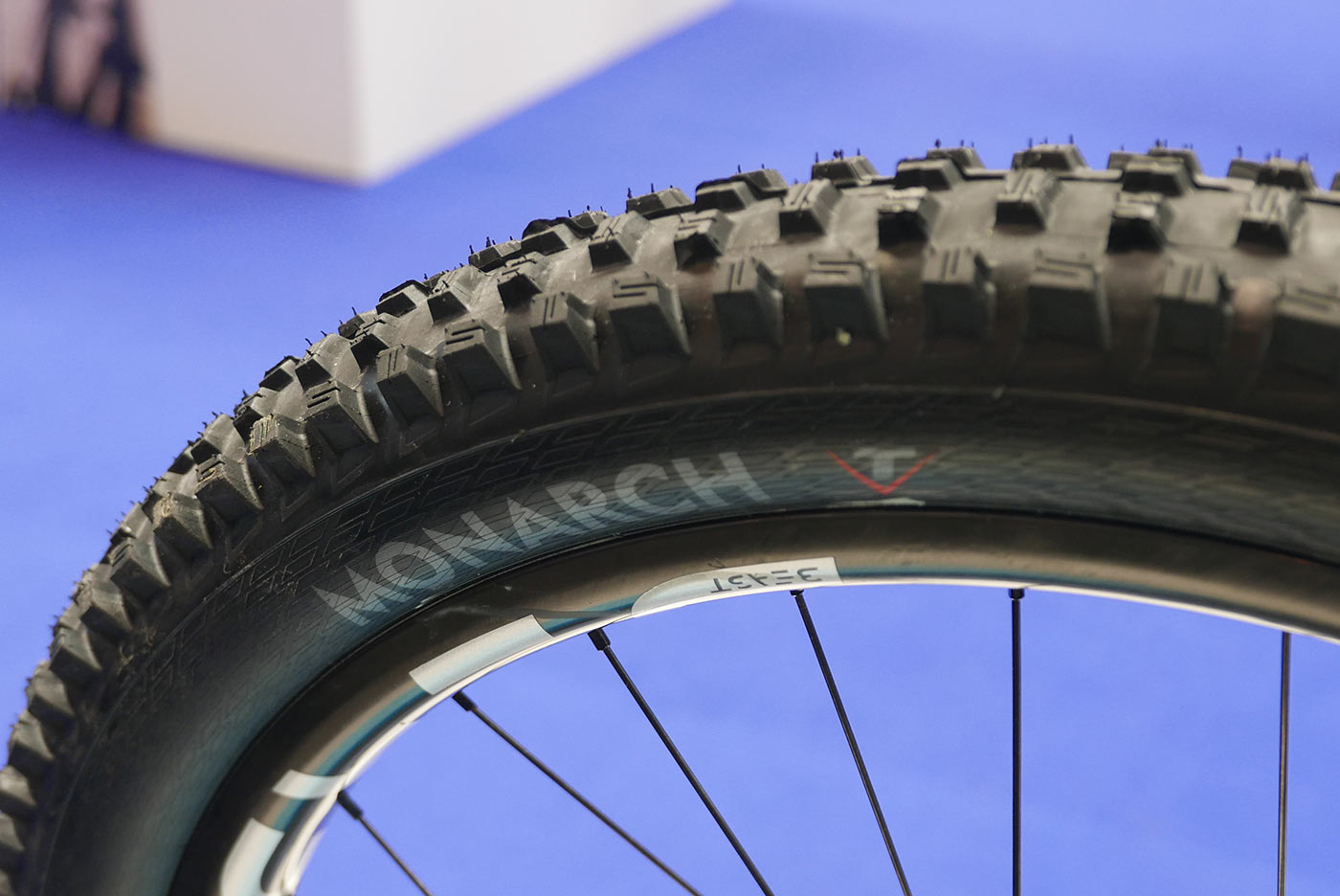 new mitas monarch gravity enduro dh mountain bike tire with extreme sidewall protection