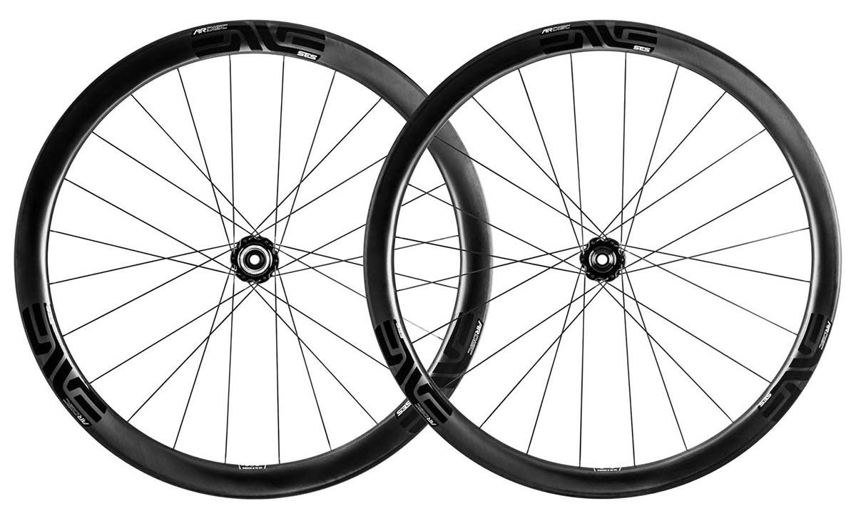 enve ses 3.4 ar aero gravel wheels