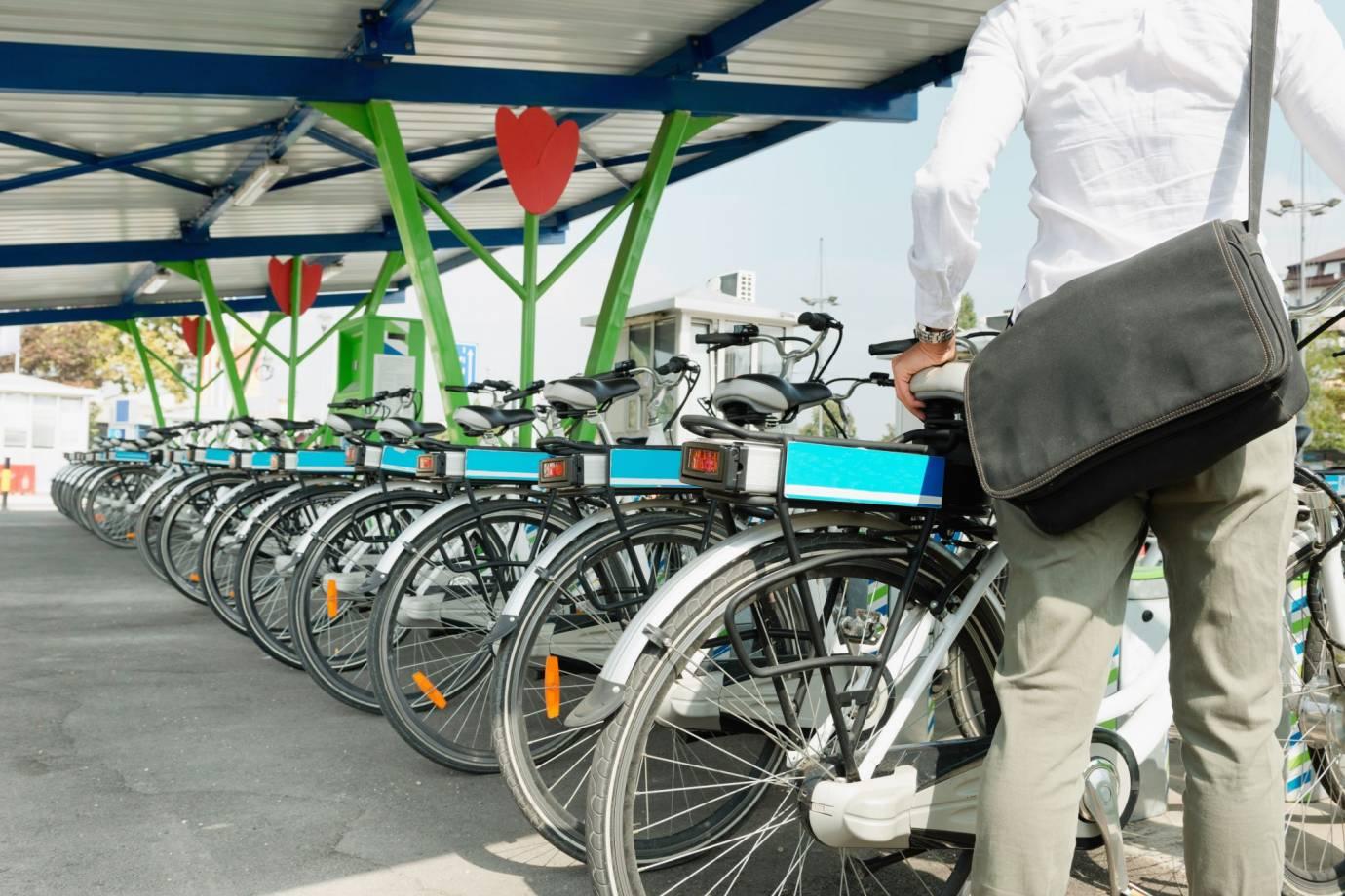 bike infrastructure bill