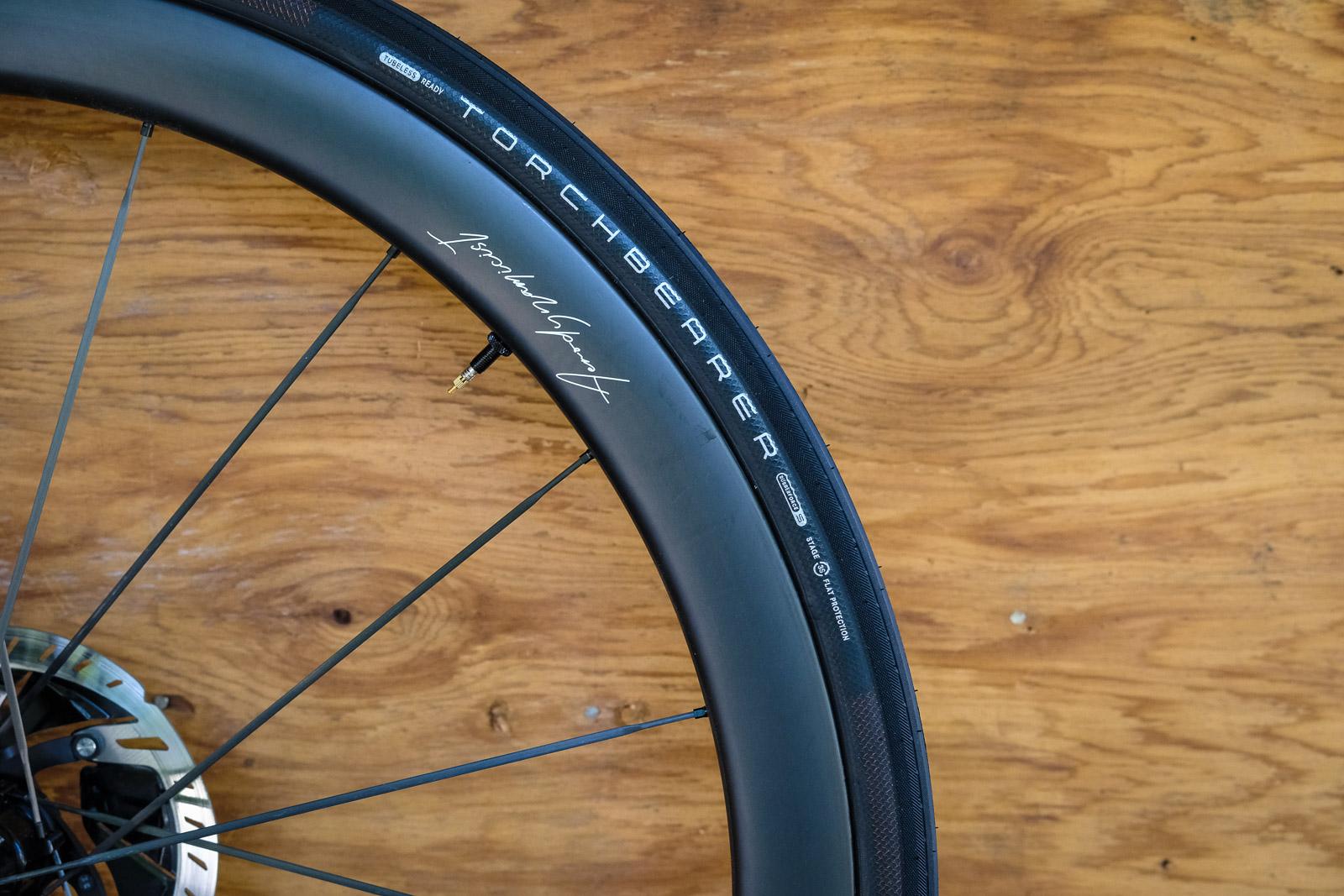 American Classic Torchbearer tire
