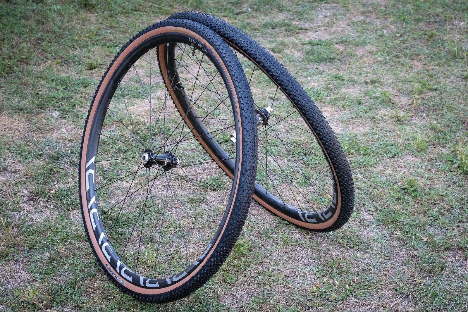 American Classic gravel tires