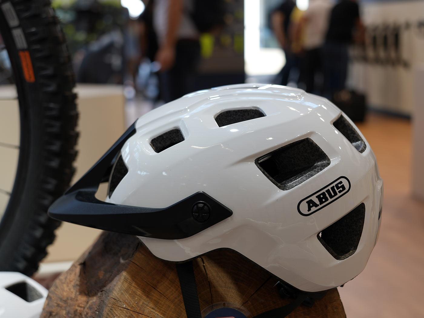 abus motrip mountain bike helmet