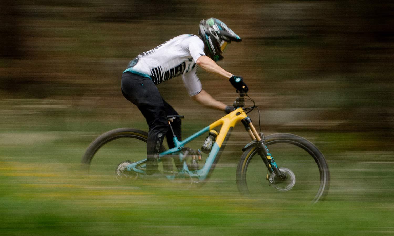 Yeti 160E EWS racing e-bike, all-new 6-bar suspension carbon 160mm eMTB,Jared Graves