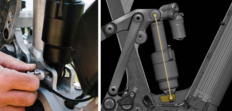 Yeti 160E EWS racing e-bike, all-new 6-bar suspension carbon 160mm eMTB,flip chip