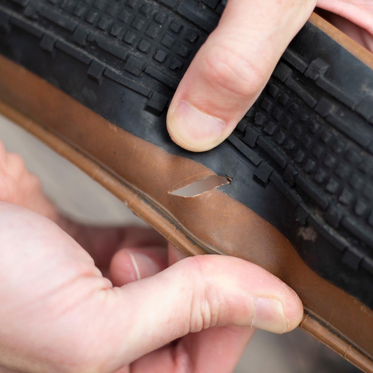 Restrap Tire Boot Kit