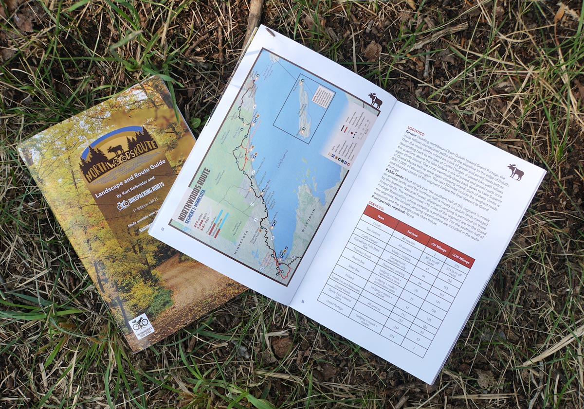 Northwoods guide book
