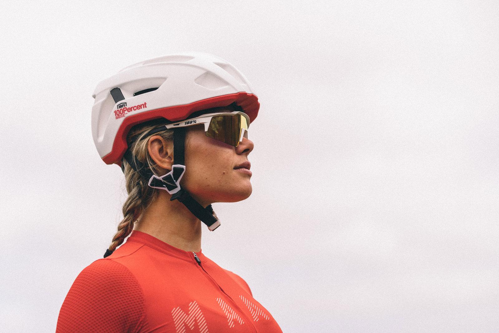 100% altis gravel helmet good coverage