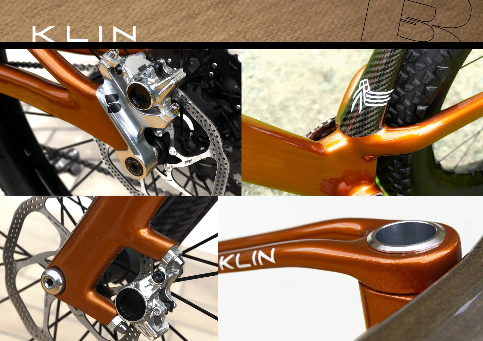 Loris Klin frame details