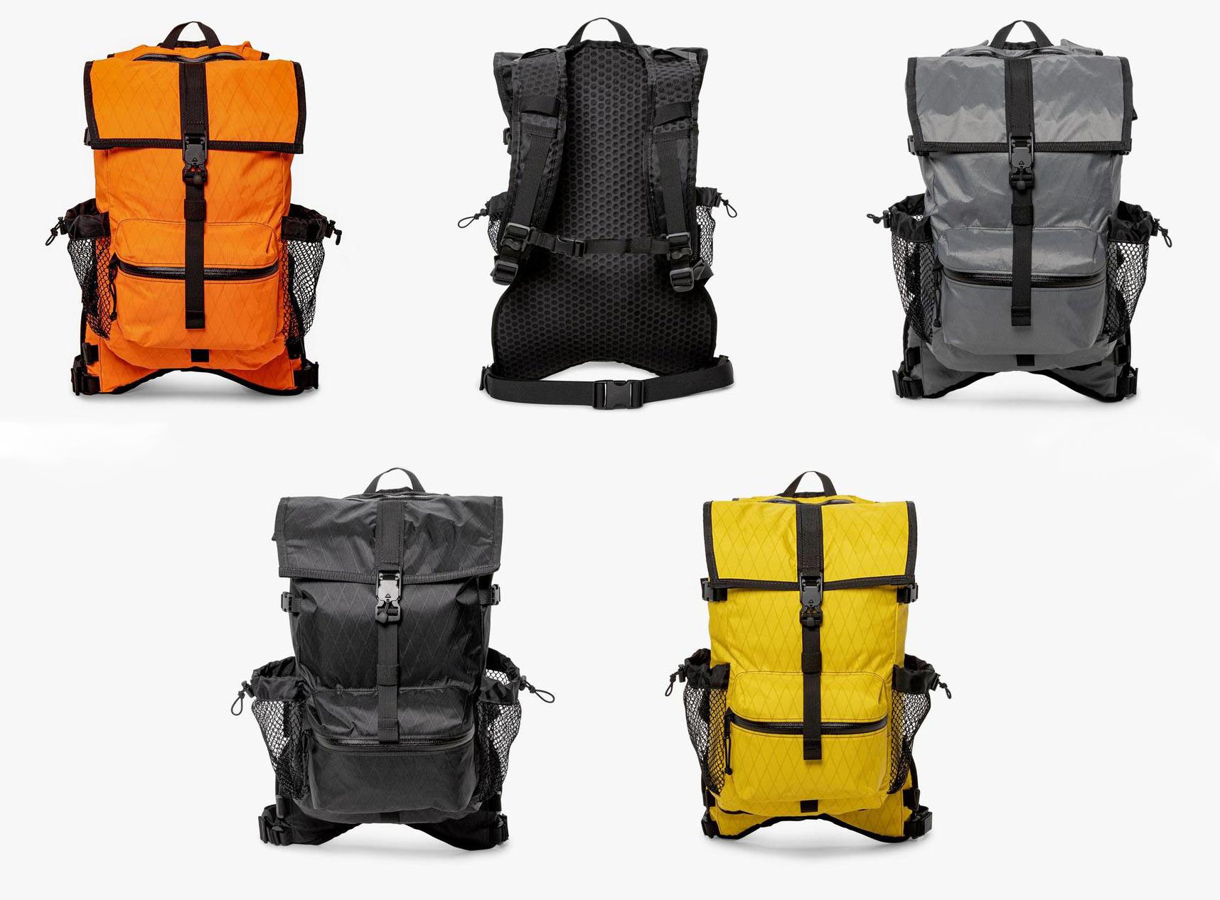 Mission workshop speedwell vx backpack