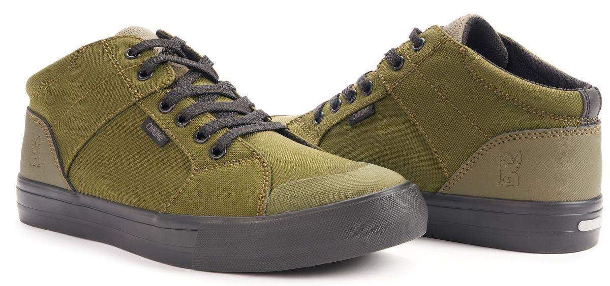 chrome bike shoes