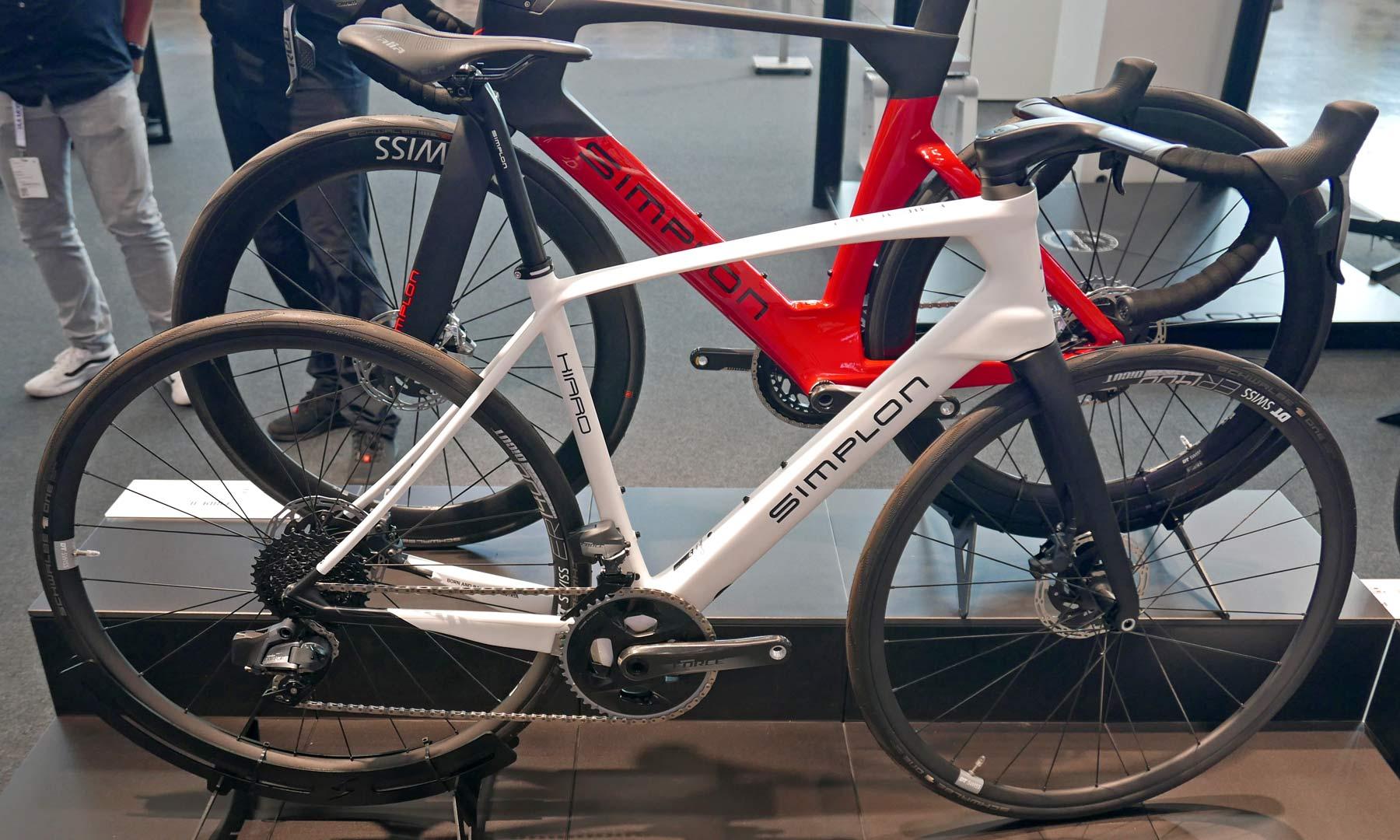 Simplon Kiaro Disc carbon endurance road bike