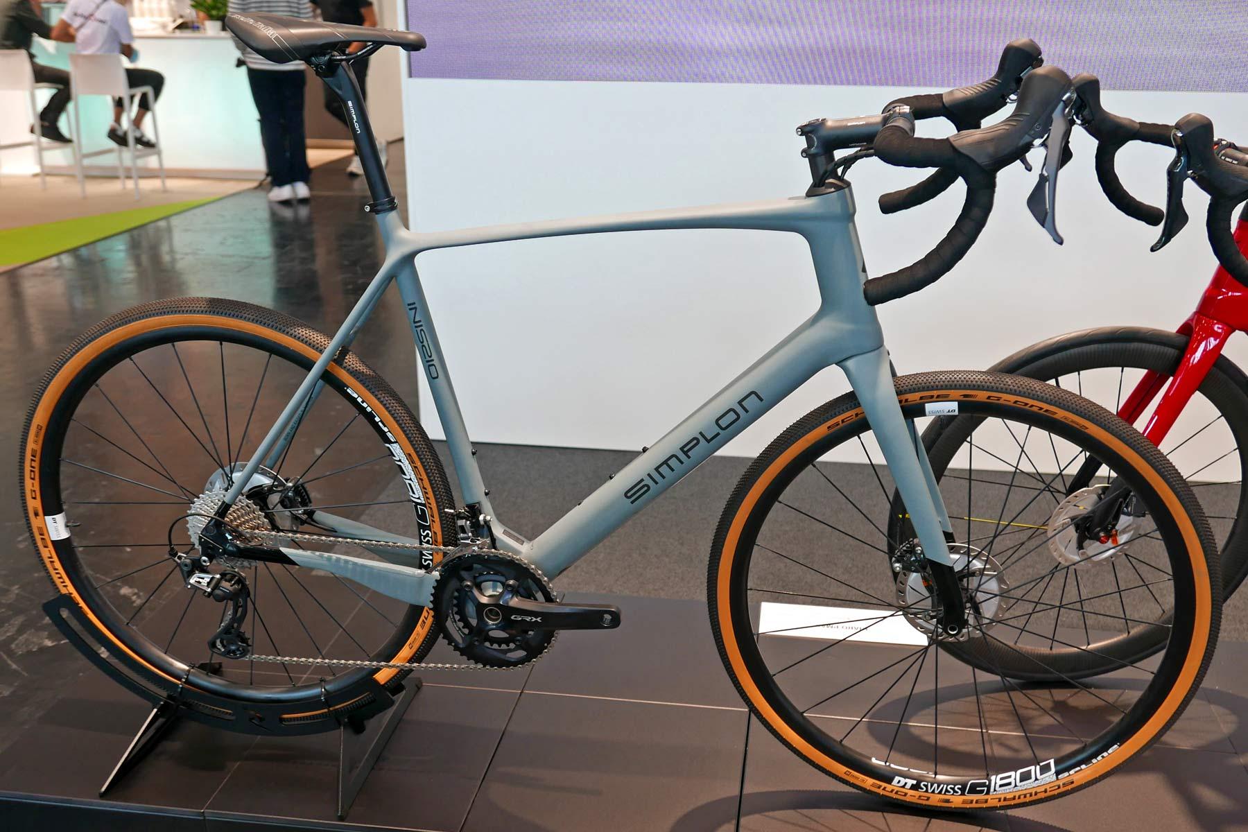 Simplon Inissio Gravel carbon all-road bike