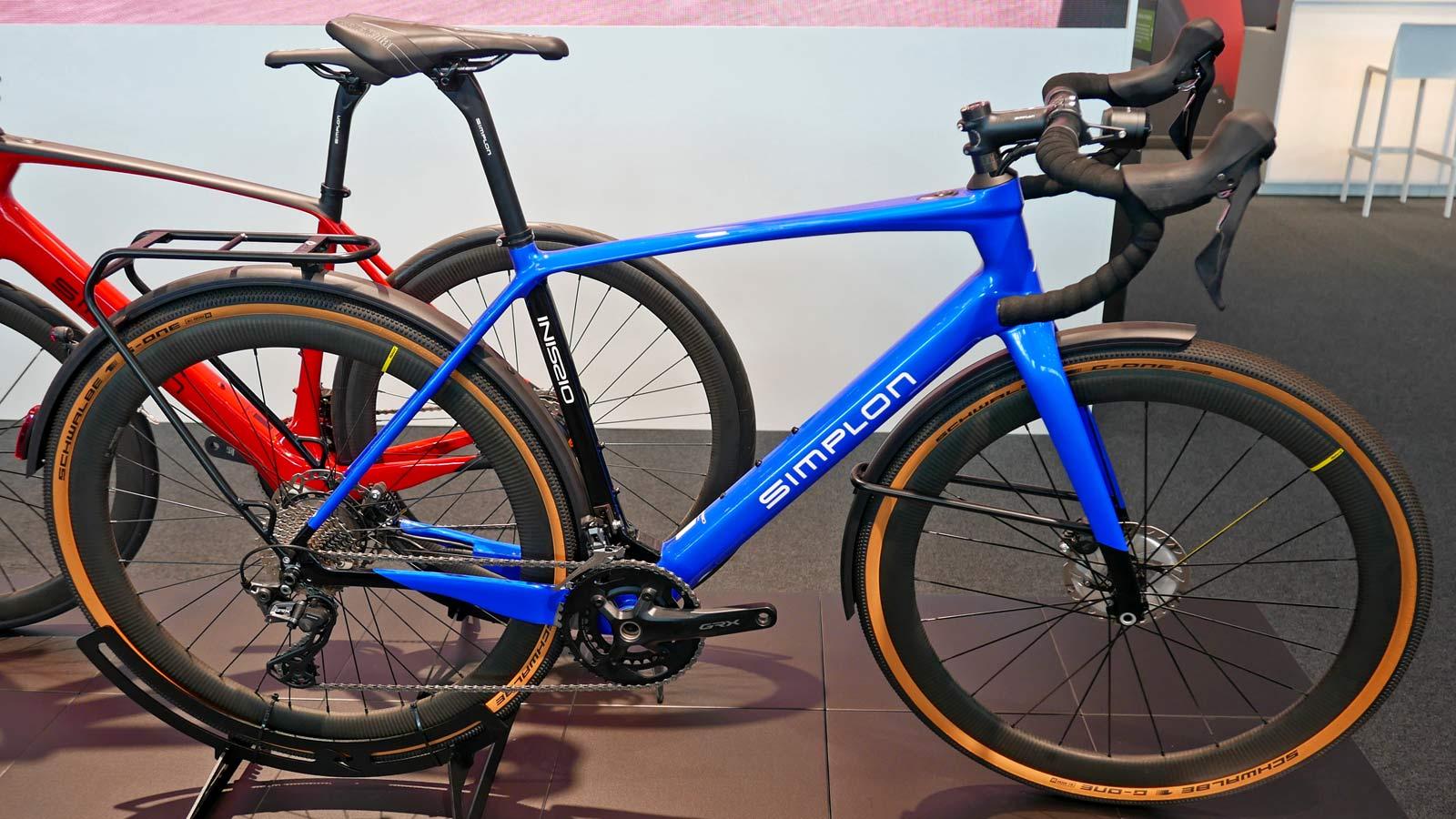 Simplon Inissio PMax carbon all-road e-gravel e-bike