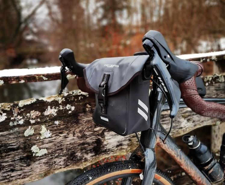 craft cadence handlebar bag