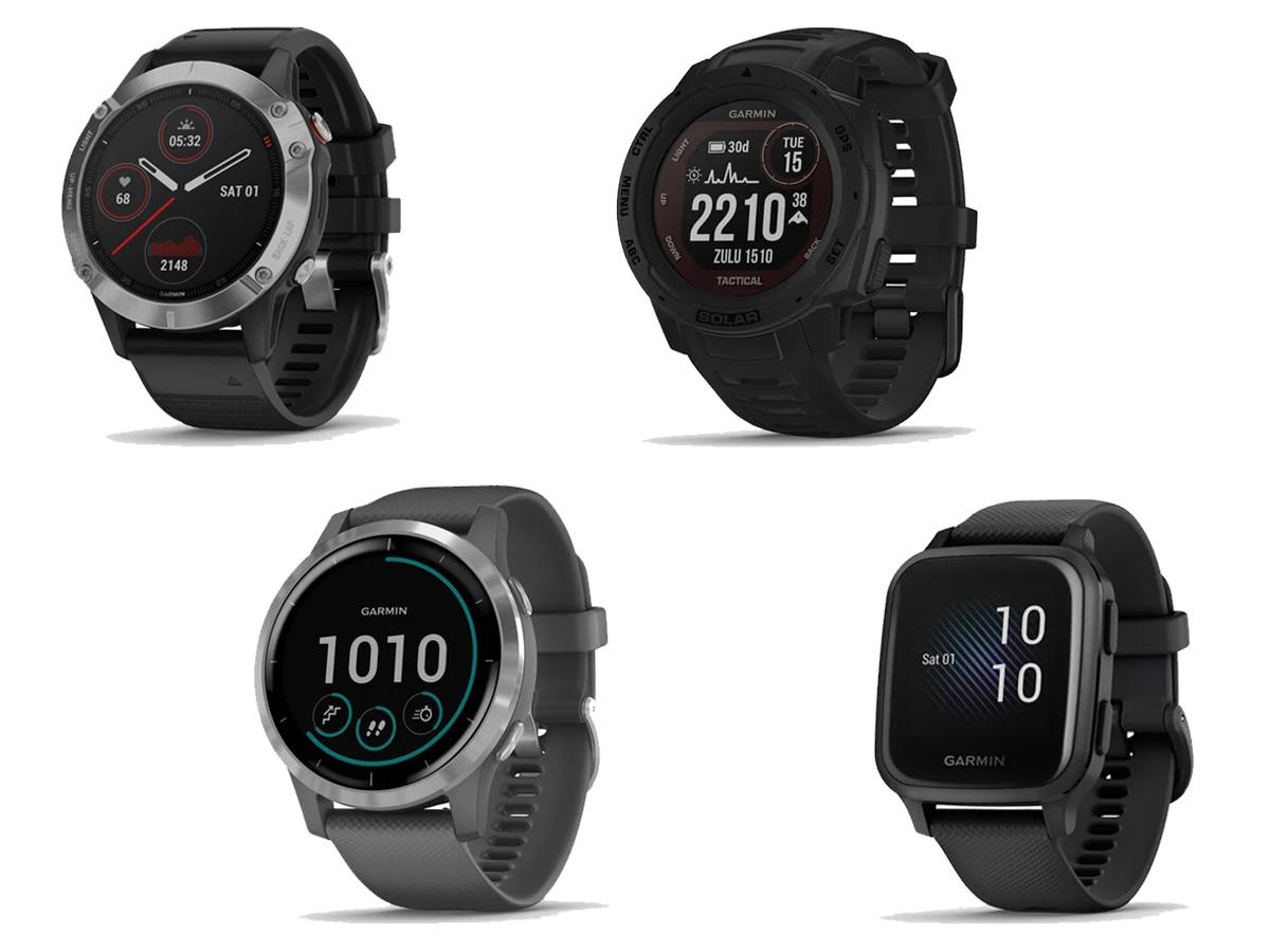 Garmin Watches Composite