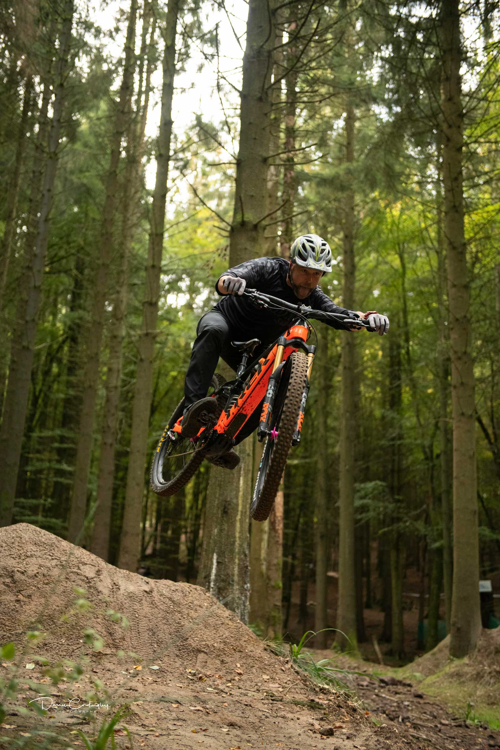 finlay paton full factory suspension