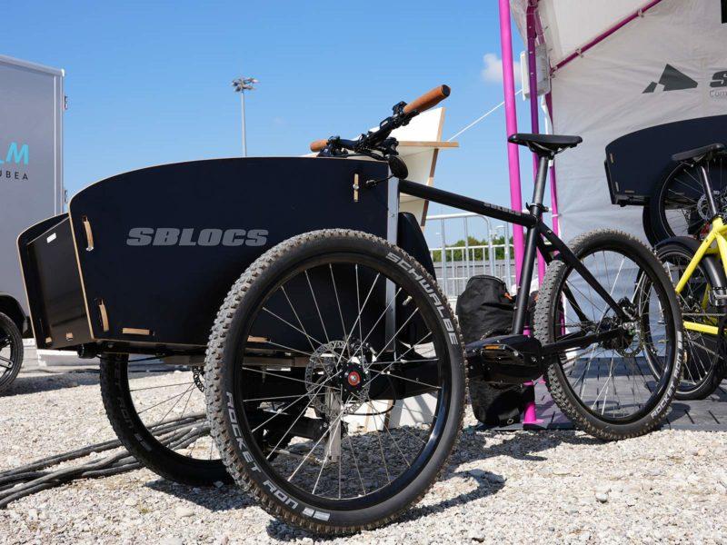 sblocs cargo trick e-bike