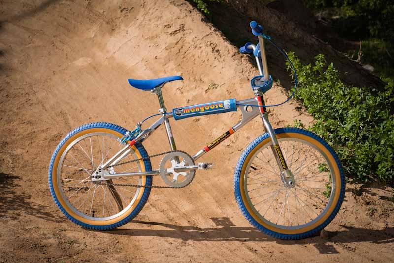 Mongoose California Special, blue