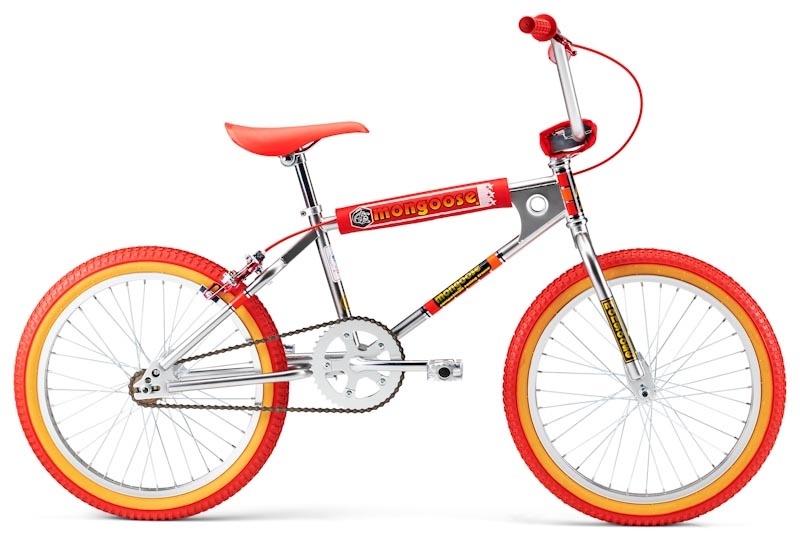 Mongoose California Special, red