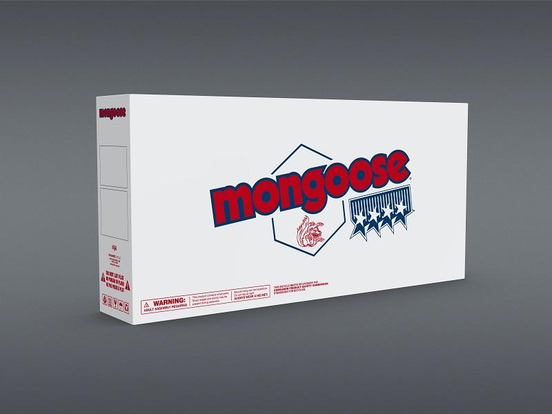Mongoose retro bike box