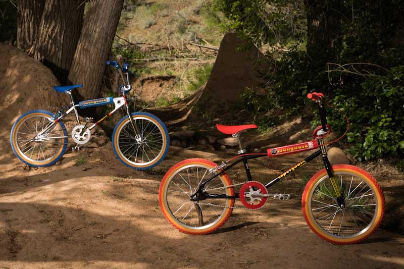 Mongoose Supergoose and California Special replicas