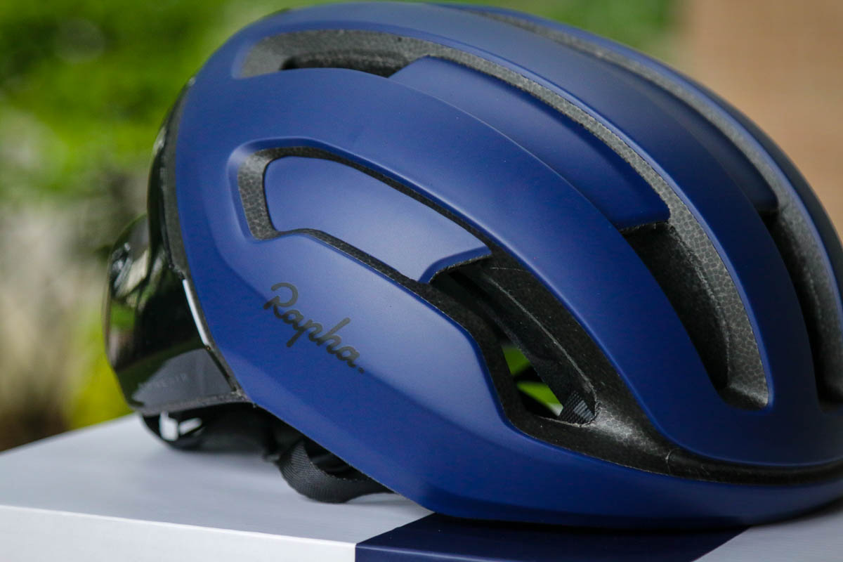 Rapha x POC helmet collaboration includes RCC-Only Ventral AIR SPIN & Omne AIR SPIN for all