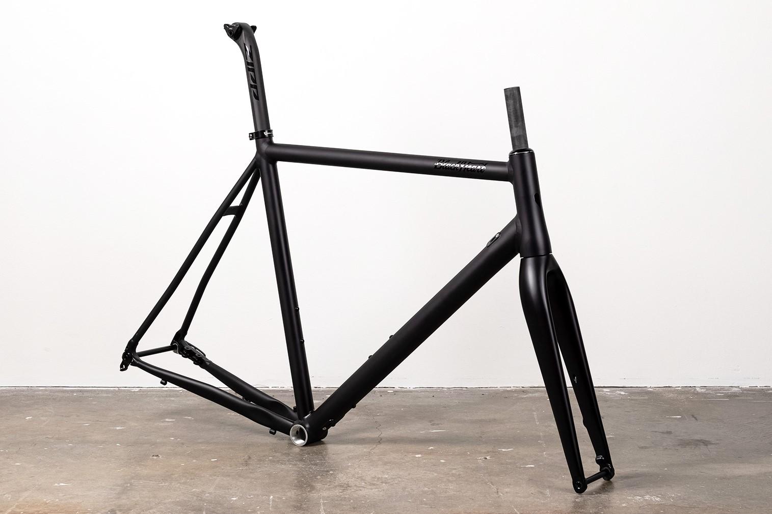 The BlackHeart Allroad aluminum retains Ti version's versatility, cuts price