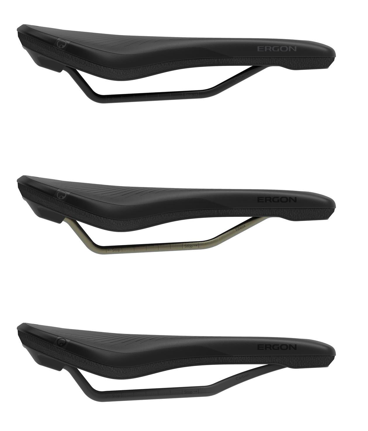 SR Allroad Core saddle models