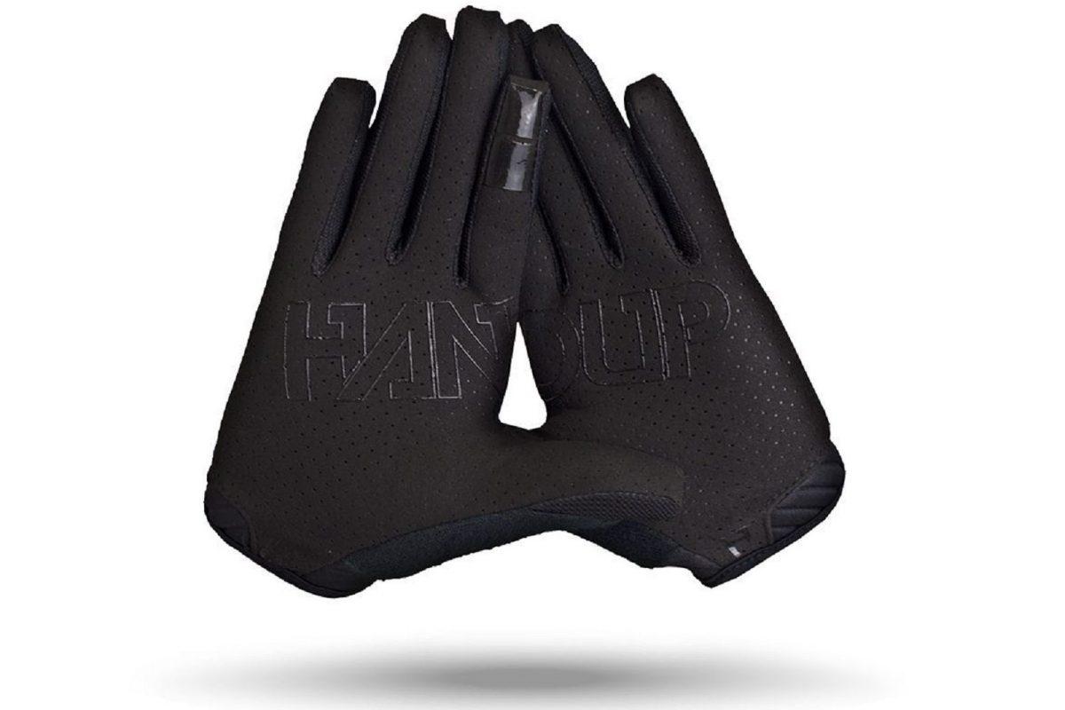HANDUP Pro Performance Glove - palm detail. All images c. HANDUP
