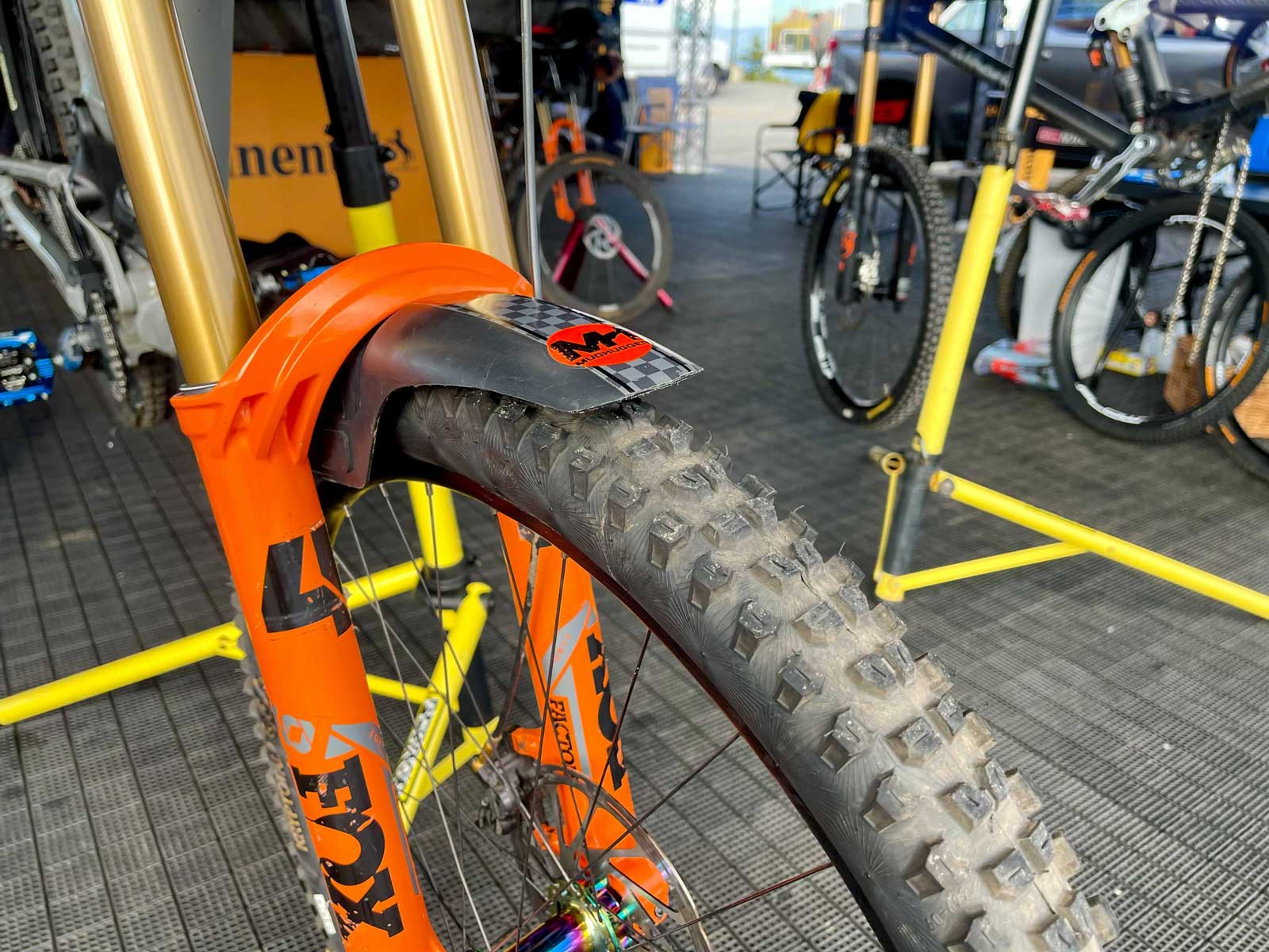 prototype dh continental mtb tires nukeproof dissent