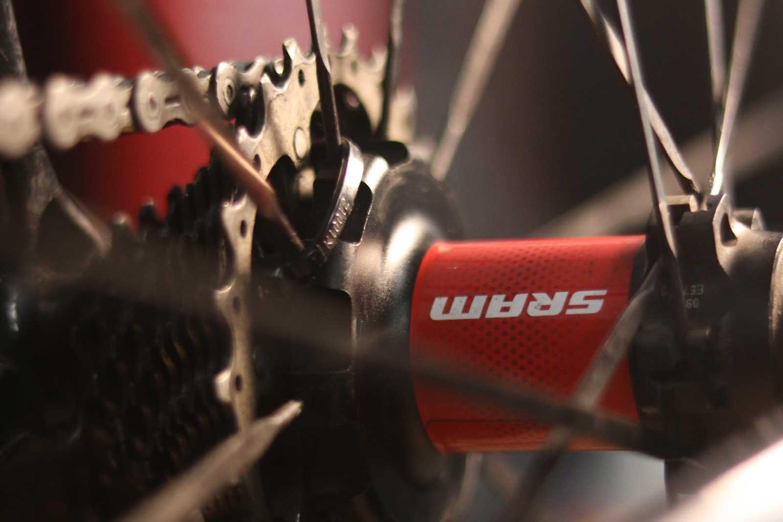 quick fix rear hub zip tie