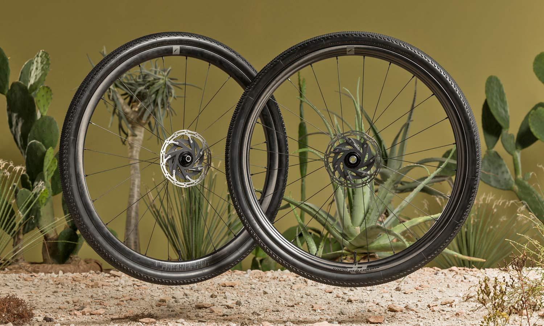 Fulcrum Rapid Red Carbon lightweight asymmetric tubeless gravel bike wheels,wheelset