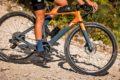 Fulcrum Rapid Red Carbon lightweight asymmetric tubeless gravel bike wheels,riding dirty