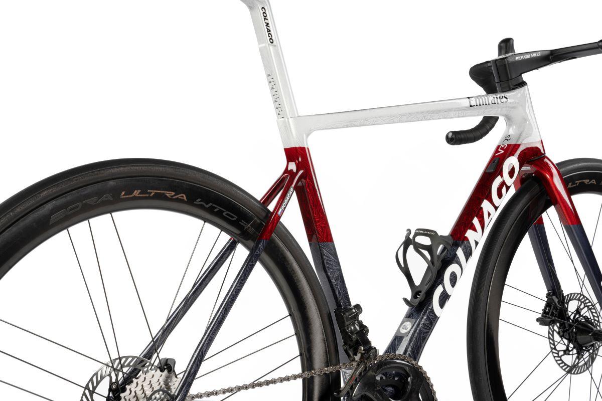 seguridad para bicicletas colnago blockchain
