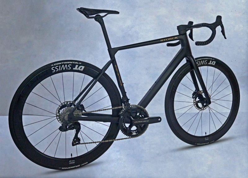 Storck Aernario 3 Signature Disc limited edition ultralight carbon all-rounder lightweight road bike
