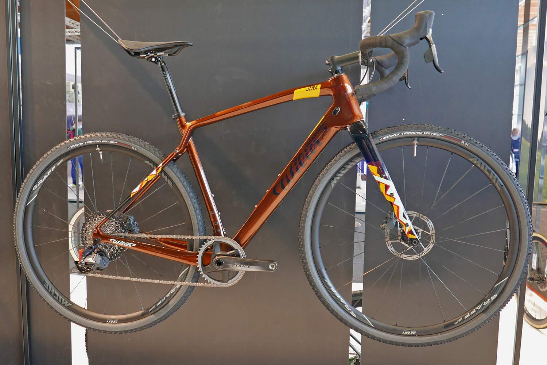 Wilier Jena carbon gravel bike