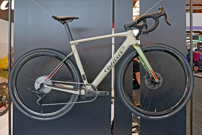 Wilier Rave SLR lightweight carbon all-road gravel bike