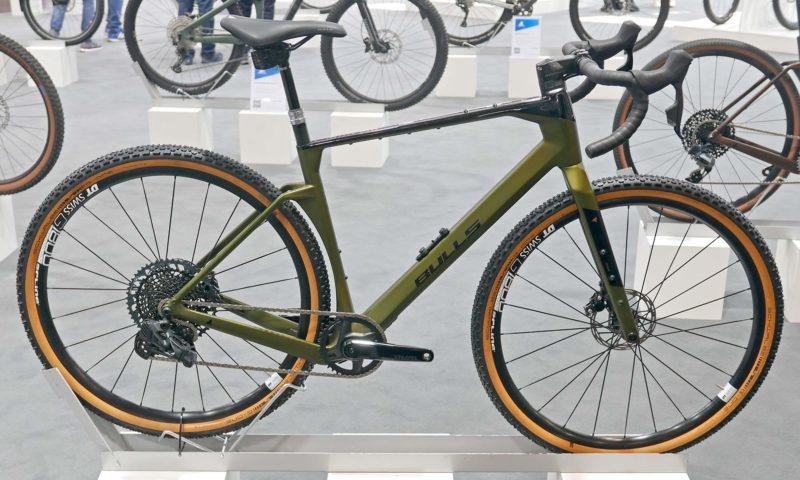 Bulls Machete carbon bikepacking adventure gravel bike