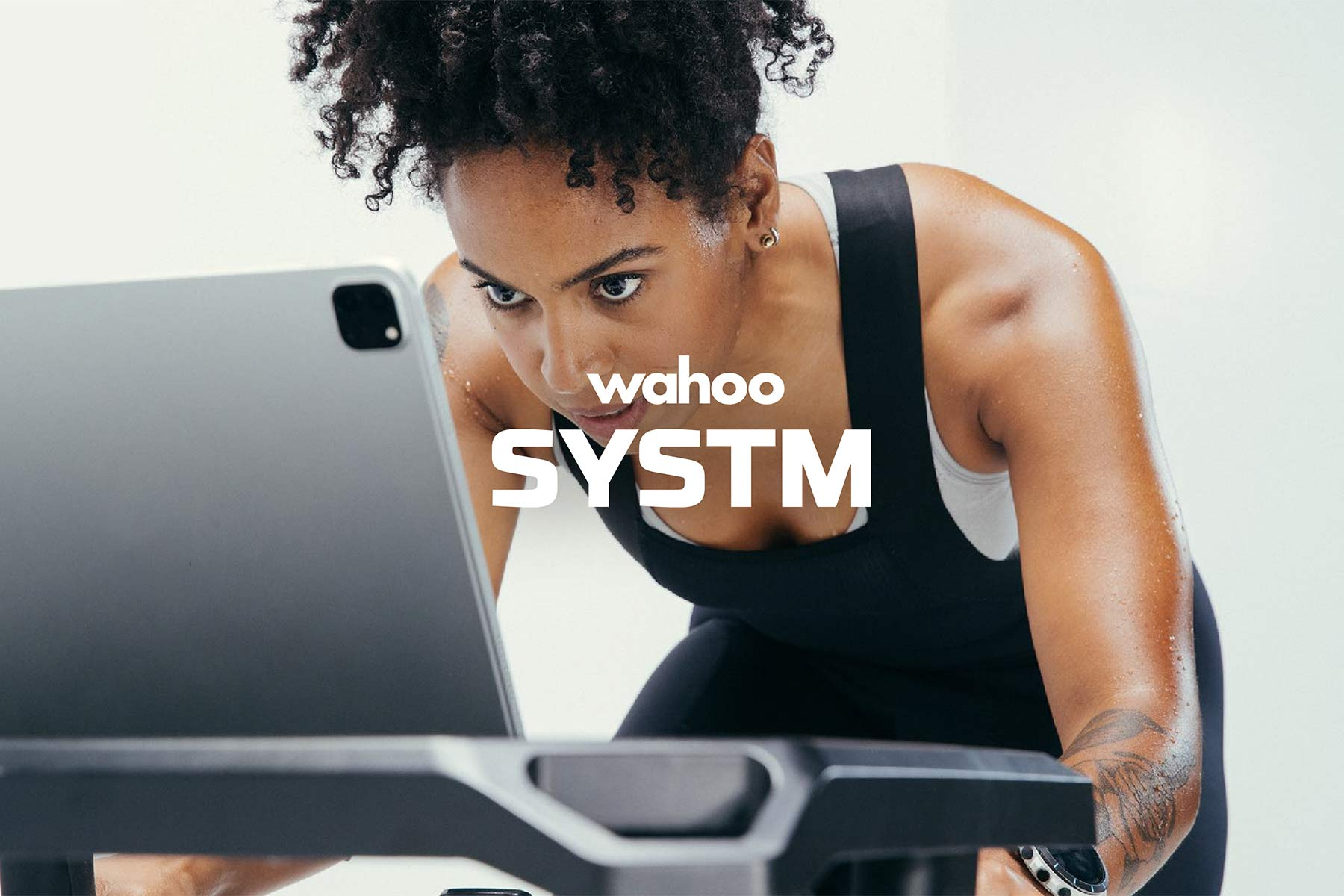 Wahoo Systm cycling structured training app, based on The Sufferfest