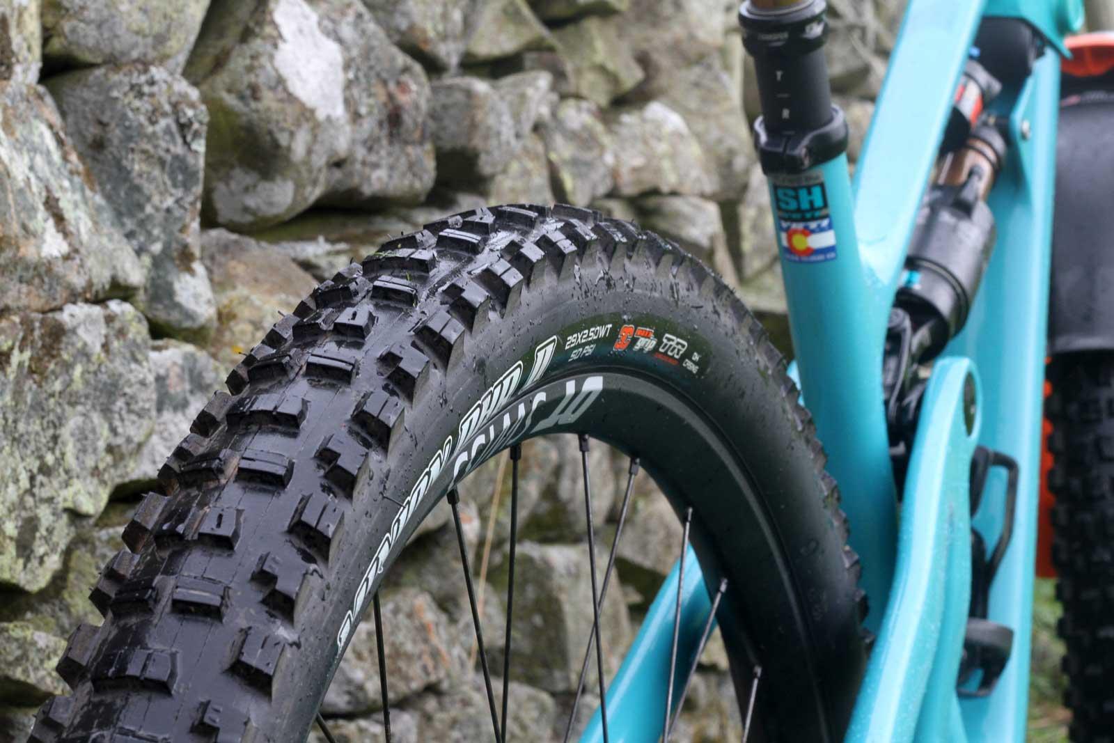 richie rude yeti sb150 tire pressures setup race day ews tweed valley 2021