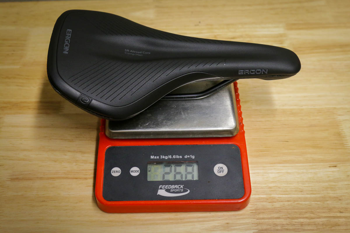 SR Allroad Core comp actual weight