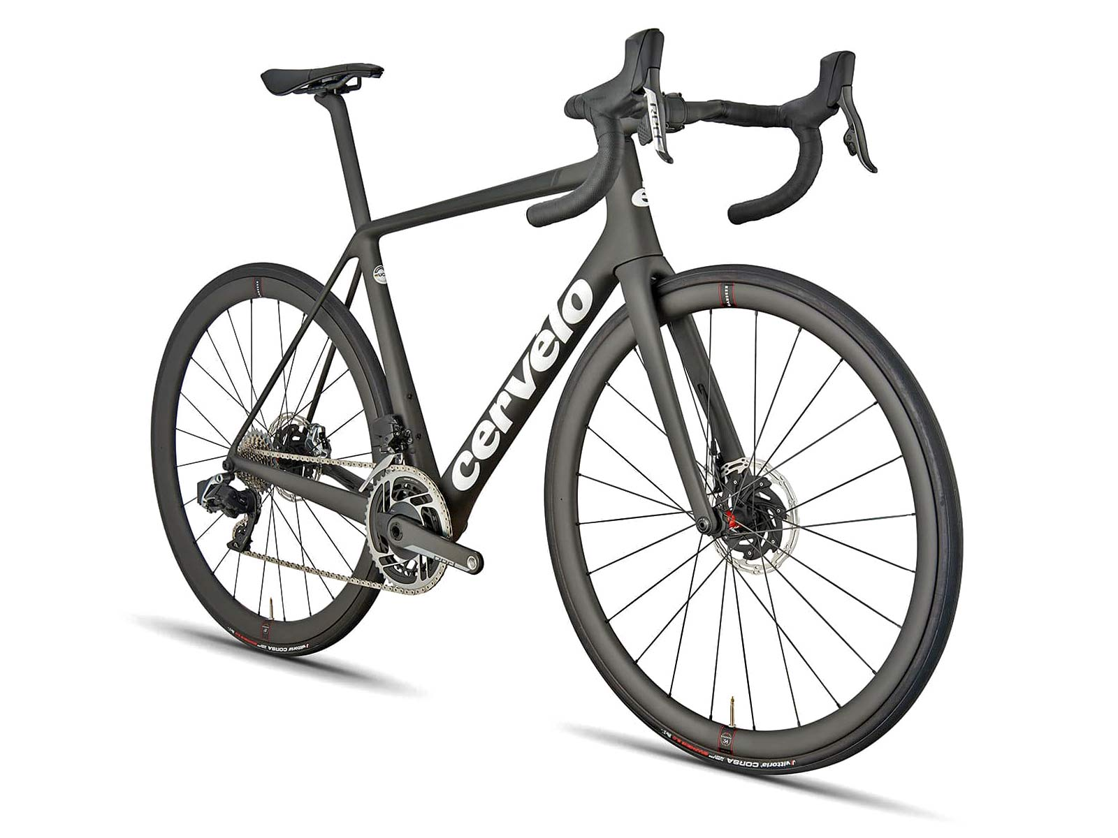 2022 Cervelo R5 Disc lightweight carbon all-rounder classic road bike,angled