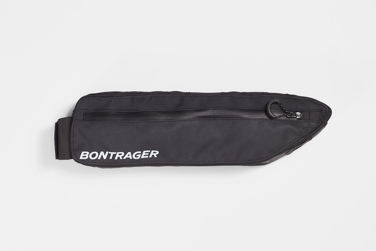 Bontrager Adventure bag packed