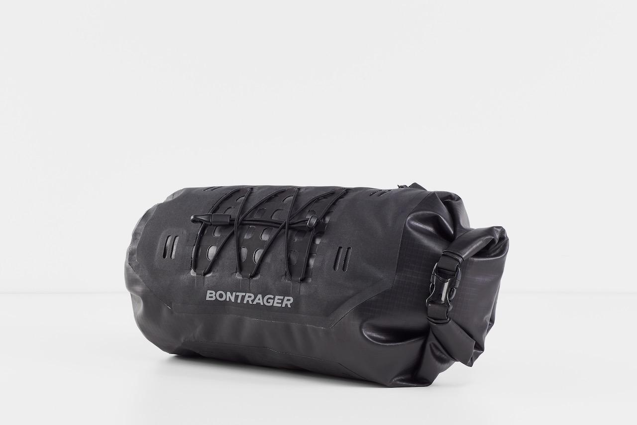 Bontrager Adventure bag packed solo bar bag