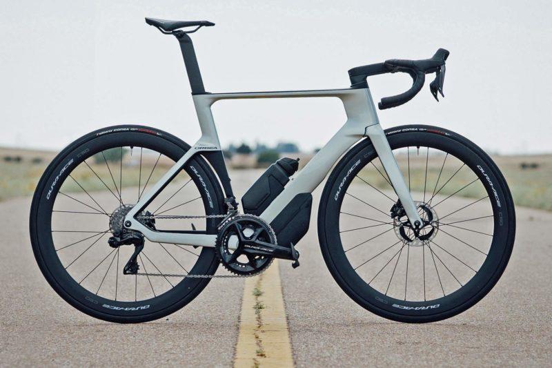 2022 Orbea Orca Aero carbon road bike