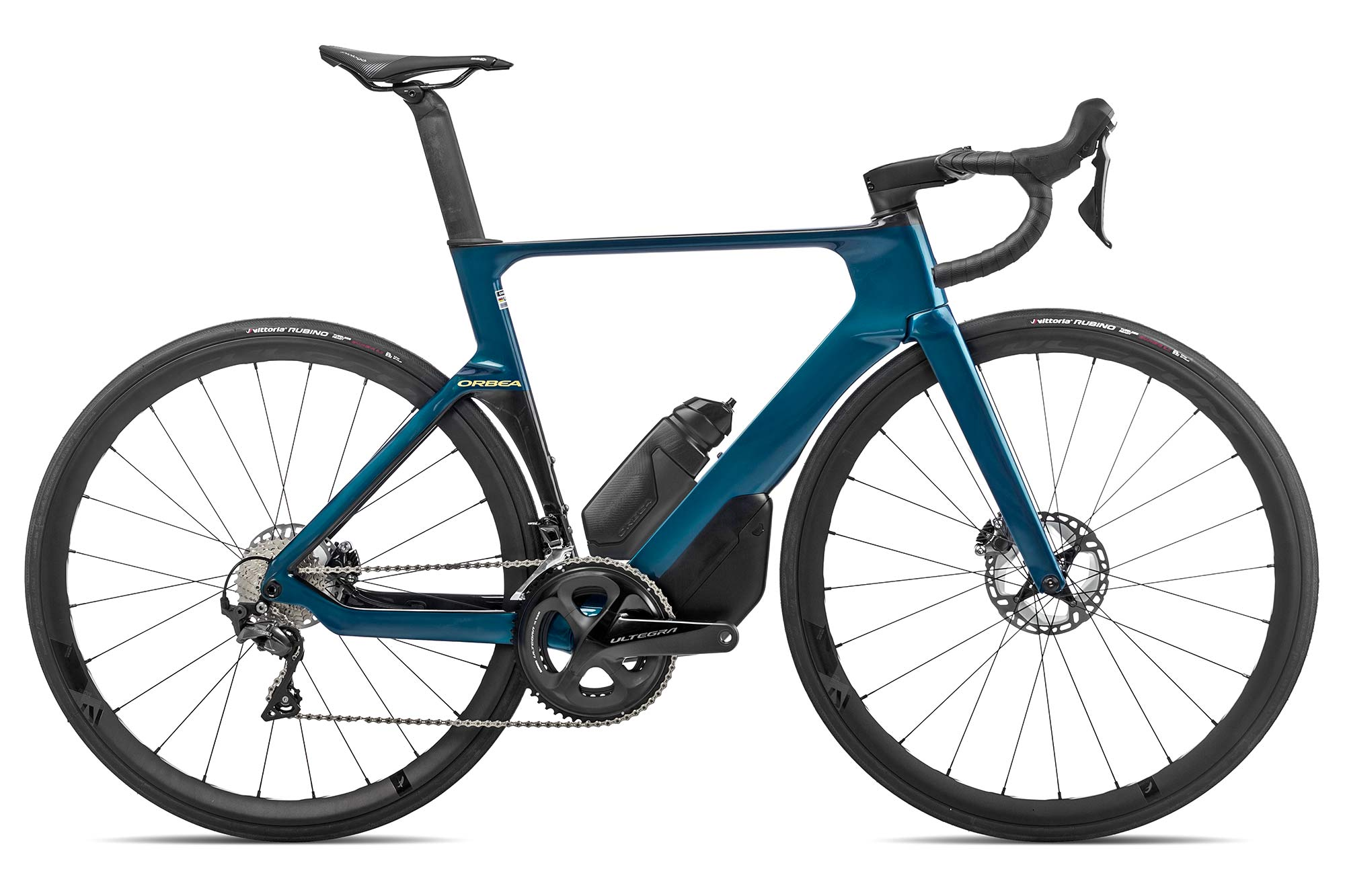 2022 Orbea Orca Aero carbon road bike,