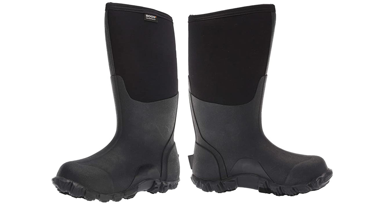 bogs high classic waterproof boots review