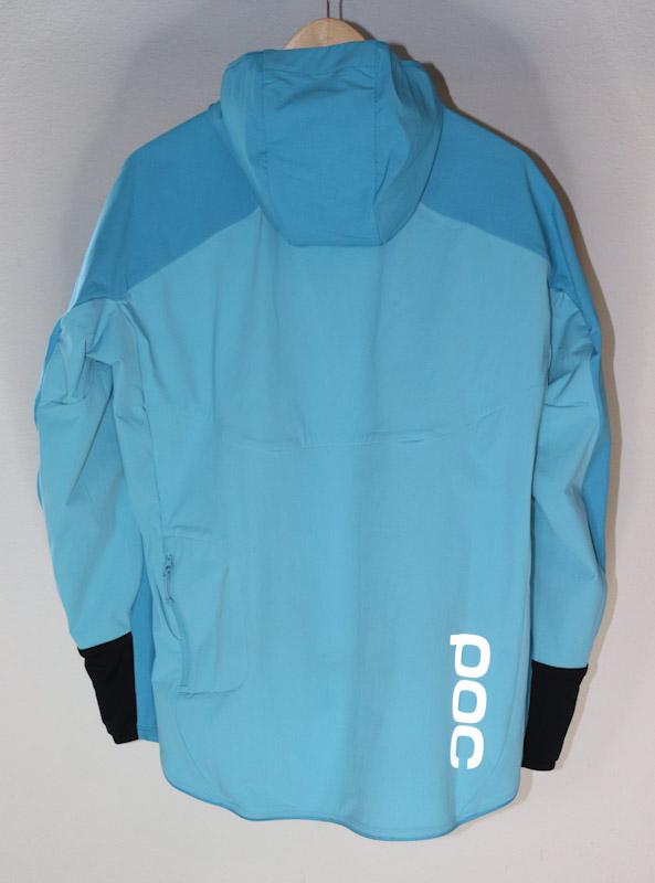POC Guardian Air jacket, back