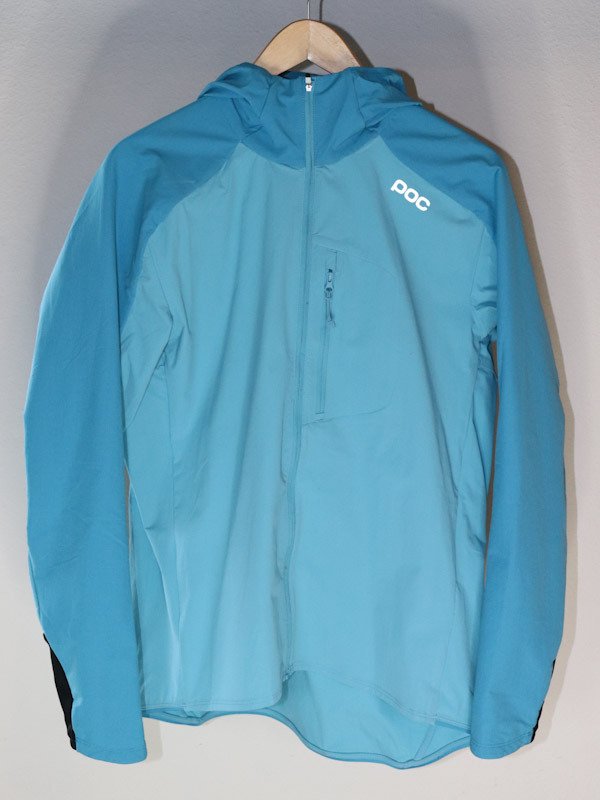 POC Guardian Air jacket, front